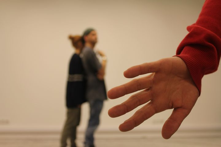 Performance art - the body as a means of communication