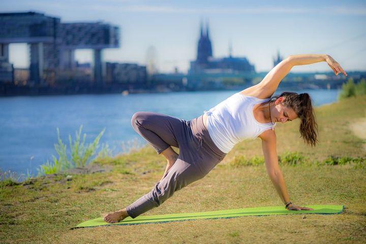 🕉💚 Yoga Workshop Prana 💚🕉 *Komm in deine Kraft*