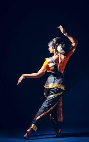 Bollywood Tanz, Indischer Tanz