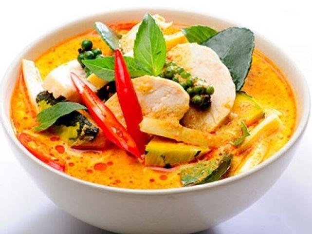 Ein Abend in Thailand's Straßenküche