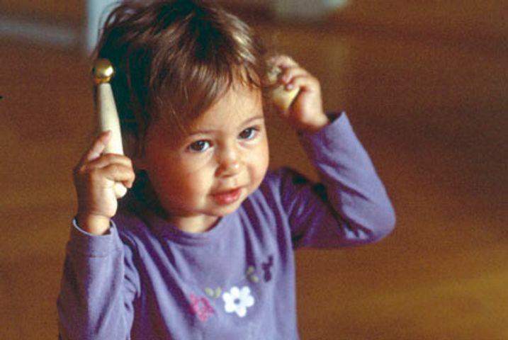 Carmens Musikgarten (1,5- bis 3-Jährige + Mama/Papa) 5 Termine