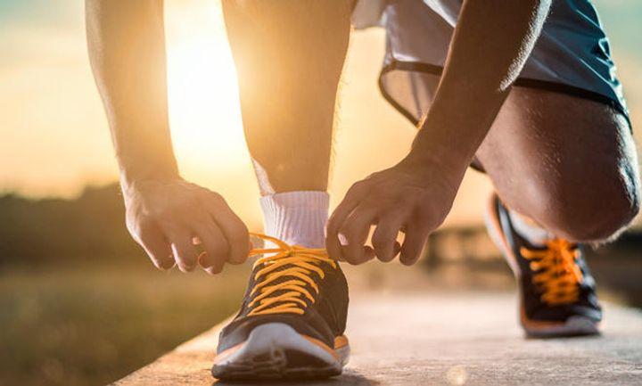 Laufen lernen - Endlich laufen gehen. Achtsam und ohne Stress